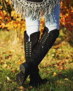 A big love for my high knee boots fashion bootshellip